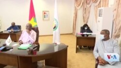 Guinee: Conakry Djamana Ciekoyaw Cedeao Ka nyangini Kan