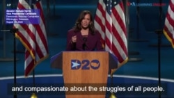 Kamala Harris DNC Speech: August 19, 2020