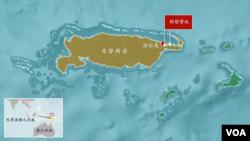 巴布亚新几内亚拘留中心地图