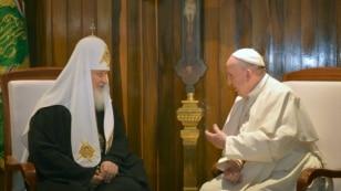 Cuba Pope Patriarch