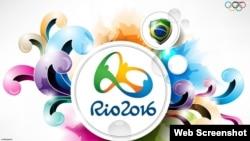 Rio-de-Janeyro 2016 Yay Olimpiyasının emblemi