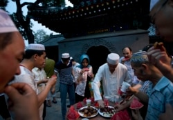 """Gwamnatin kasar China ta hana Musulmi yin azumi.- 2':55"""""""