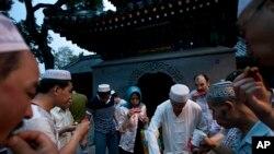 Muçulmanos chineses