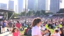 Manifestaciones a favor y en contra de Trump en Miami