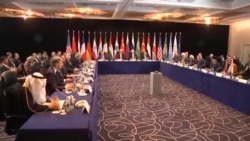 Syria Cease Fire Talks