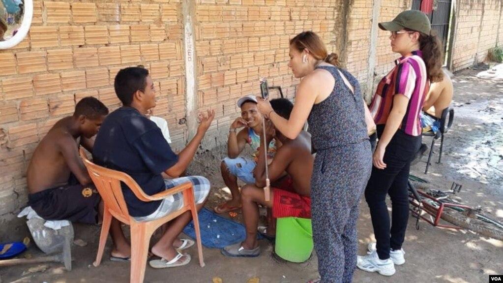Archivo. El drama que viven los venezolanos en Colombia es parte de la crisis humanitaria que se extiende a países como Brasil, Perú y Ecuador.