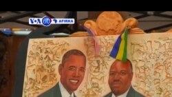 VOA60 AFRIKA: A Kasar Gabon Kasar Amurka Da Kasashen Afrika Za su Fara Taron Farko, Agusta 25, 2015