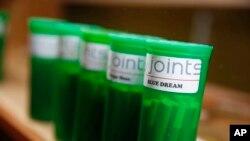 Los empaques de marihuana a la venta vendrán con protección para proteger a los niños.