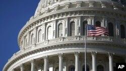 The U.S. Capitol building, November 2011 file photo.