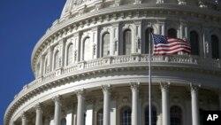 Trụ sở Quốc hội Hoa Kỳ tại Thủ đô Washington.