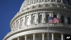 Senat Amerika meluluskan rancangan pencabutan sementara pagu utang, Kamis (31/1).