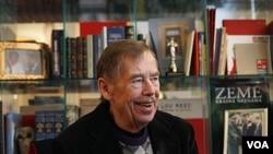 Mantan Presiden Republik Ceko, Vaclav Havel (foto: dok).