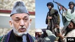 Presiden Hamid Karzai mengundang para pemimpin Taliban untuk melakukan perundingan langsung (21/2).