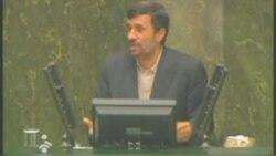 احمدی نژاد به مجلس احضار شد