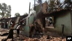 Birmada musulmonlar va buddist aholi o'rtasida ziddiyat kuchli
