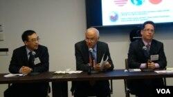 美中兩國與全球經濟管理座談會