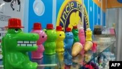 台湾生产的玩具
