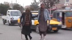 چالشهای معتادان دارای معلولیت در ولایت هرات