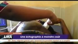 Des échographies à bas coût en Ouganda