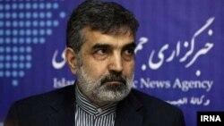 بهروز کمالوندی سخنگوی سازمان انرژی اتمی ایران
