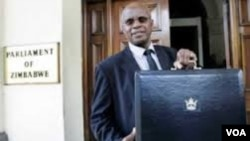 Finance Minister Patrick Chinamasa.