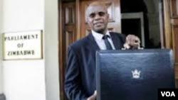 Finance Minister Patrick Chinamasa.