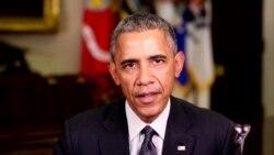 ZABEN2015: Sakon Obama Ga 'Yan Najeriya (English)