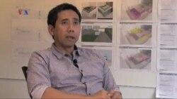 Maulana Murdan, Arsitek Senior di Woods Bagot, San Francisco