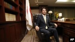 日本前首相安倍晉三