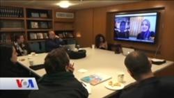Suriyeli Mülteciler İnternet Üzerinden Arapça Öğretiyor