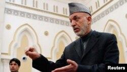 Tổng thống Afghanistan Hamid Karzai đã gặp ủy viên thường vụ Bộ Chính trị Trung Quốc