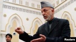 ນາຍົກລັດຖະມົນຕີ ອັຟການີສຖານ ທ່ານ Hamid Karzai