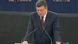 2011-09-28 美國之音視頻新聞: 歐盟委員會主席提出救市新措施