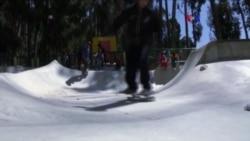 Tabla para patinar que levita