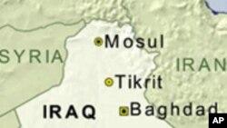 伊拉克又捉回五名基地组织越狱逃犯
