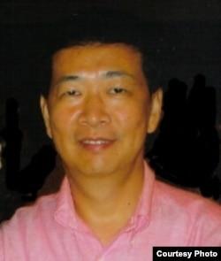 丁伟,香港浸会大学政治学教授(本人提供)