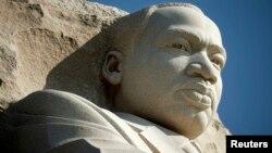 Los trabajos de remodelación del monumento a Martin Luther King Jr. en Washington culminaron antes de las celebraciones.