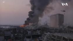 大爆炸震撼貝魯特 至少60人喪生2500人受傷