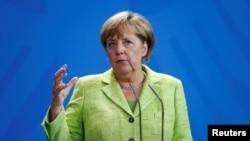 Shugabar kasar Jamus, Angela Merkel