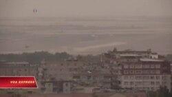 Thổ Nhĩ Kỳ không kích phiến quân người Kurd ở Iraq