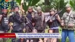 Thêm con tin Việt Nam trong tay Abu Sayyaf thiệt mạng ở Philippines
