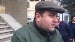 """Video bloger Mehman Hüseynov İnzibati Xətalar Məcəlləsinin """"polisin qanuni əmrinə tabe olmamaq"""" maddəsi ilə saxlanılıb"""