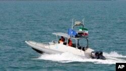 Иранский патрульный катер