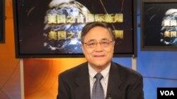 《晚年周恩来》的作者高文谦( 资料照)