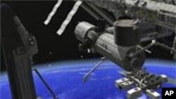 Na svemirskoj postaji, modul Tranquility ulazi u uporabu