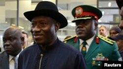 Shugaban Nigeriya Goodluck Jonathan