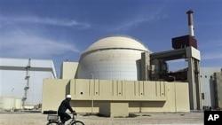 اقوام متحدہ کے جوہری معائنہ کاروں کا دورہ ایران