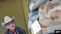 نمایشگاه تازه ای از کلاه های کابویی نات فلمینگ