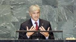 ناکامی کانادا برای دستیابی به کرسی شورای امنیت سازمان ملل