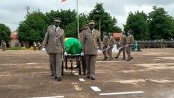 Generali Mousa Traore ka, janajaa, Bamako